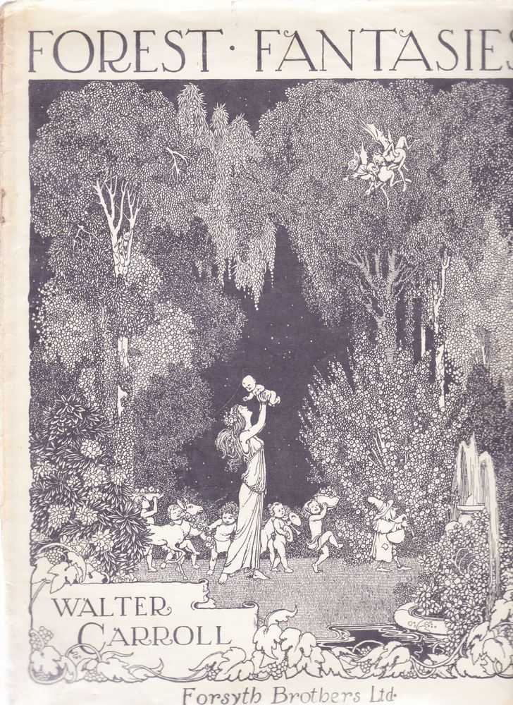 Image for Forest Fantasies Nine Miniatures For Pianoforte