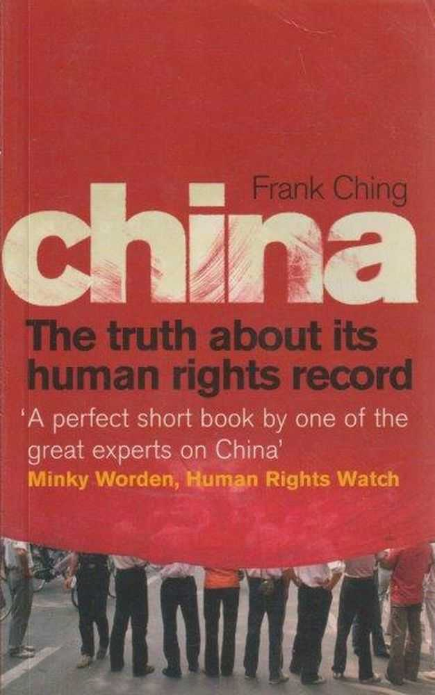 Image for China - The Truth About Its Human Rights Record
