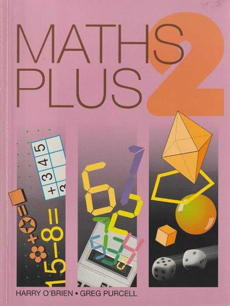 Image for Math Plus 2