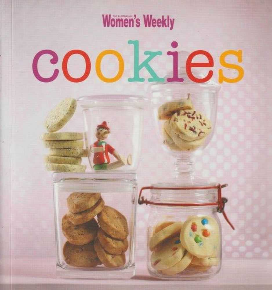 Image for The Australian Women's Weekly Cookies