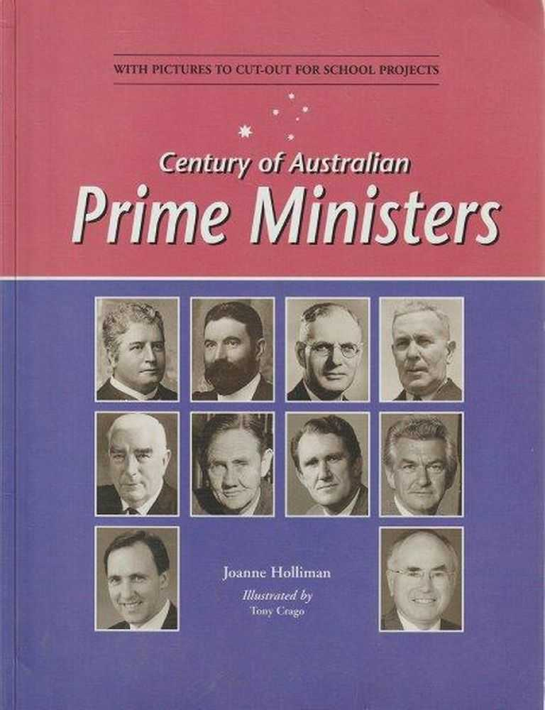 Image for Century Of Australian Prime Ministers
