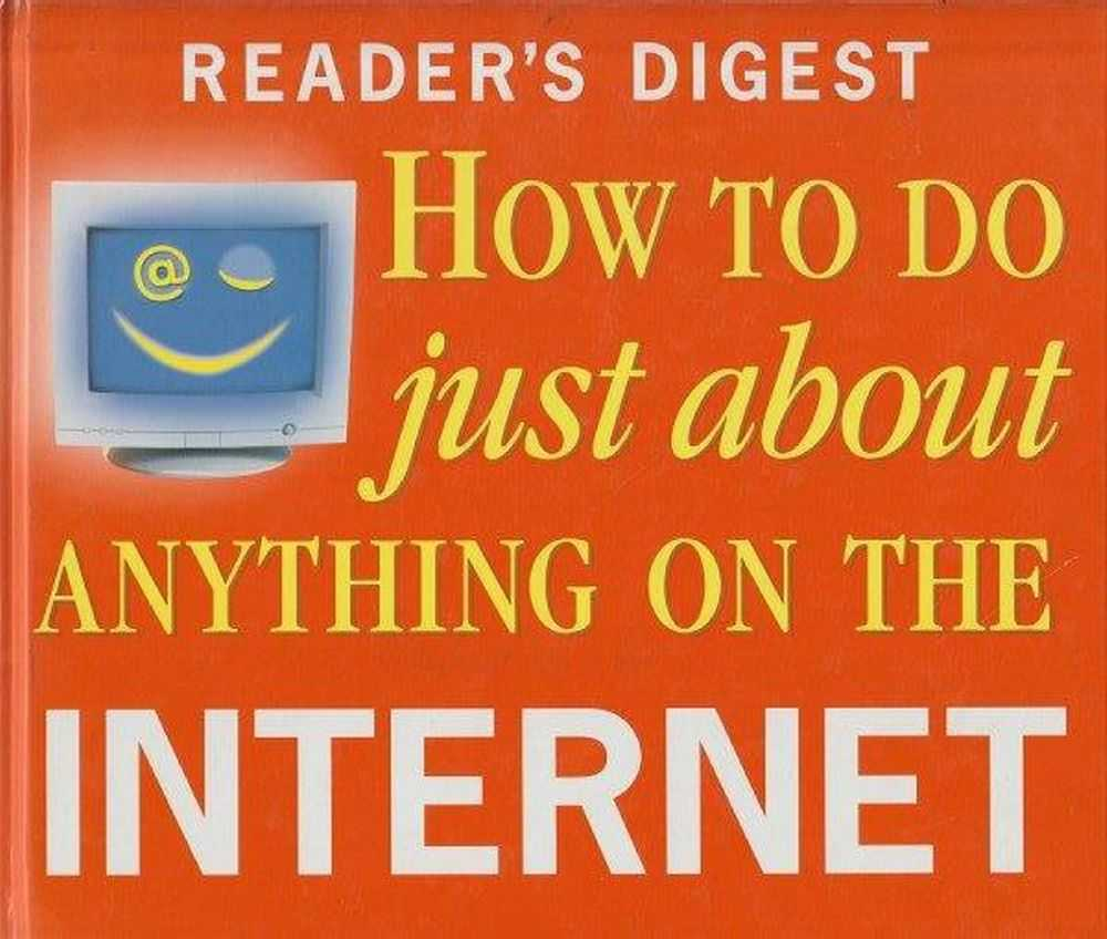 Image for Reader's Digest How to Do Just About Anything On The Internet