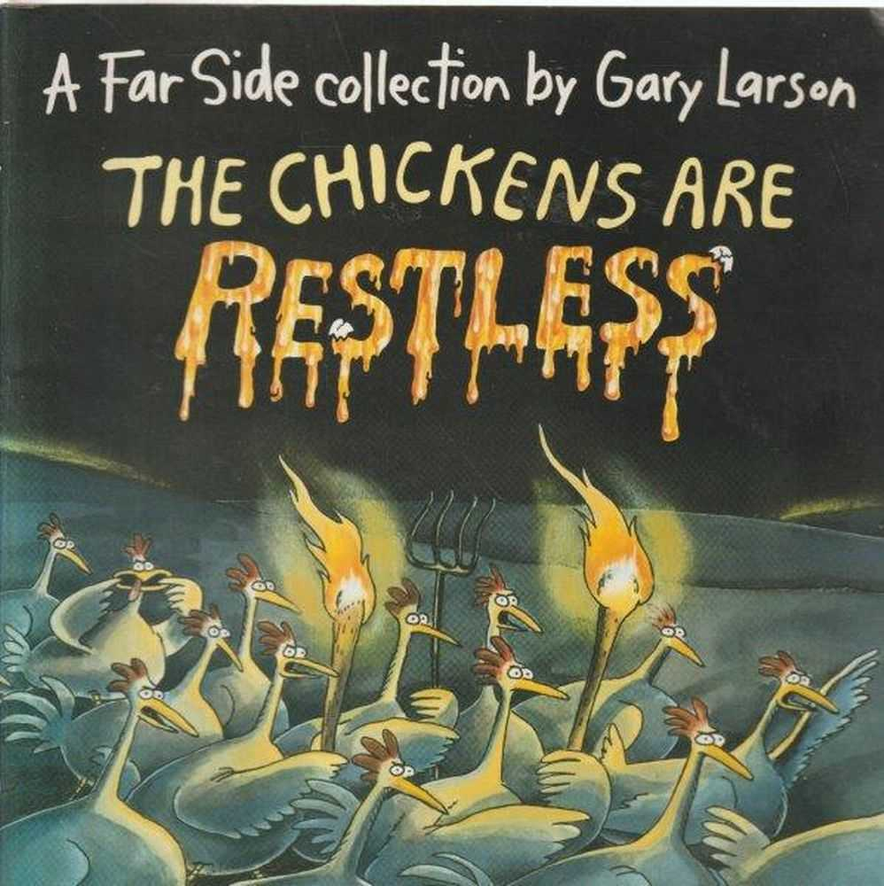 Image for The Chickens Are Restless