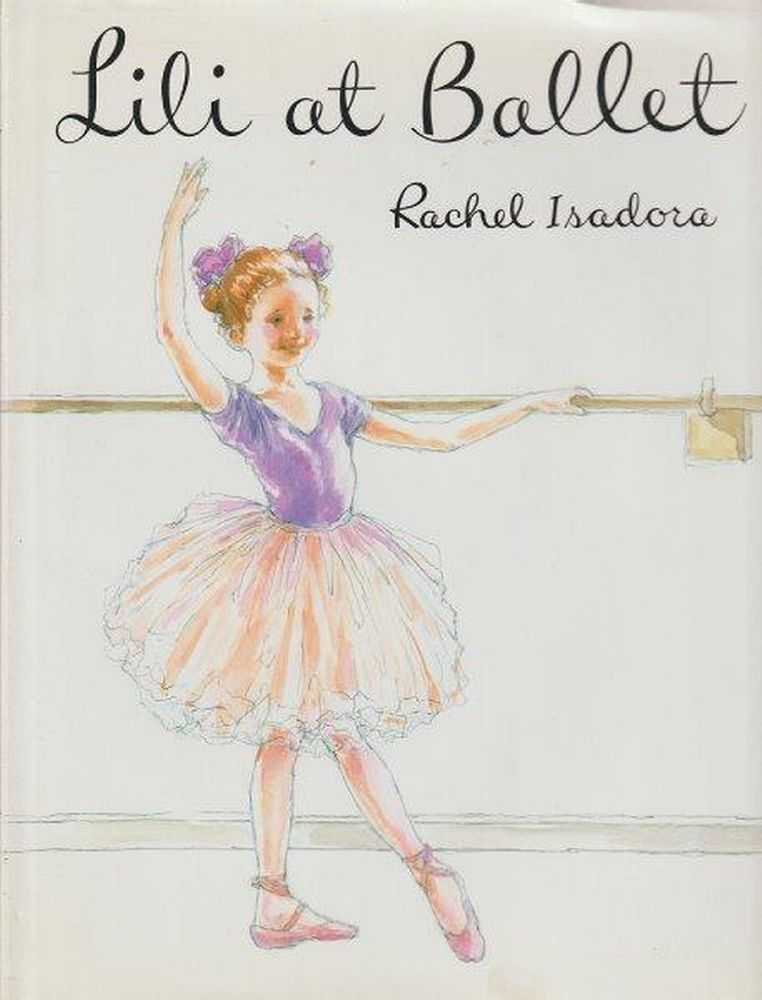 Image for Lili At Ballet
