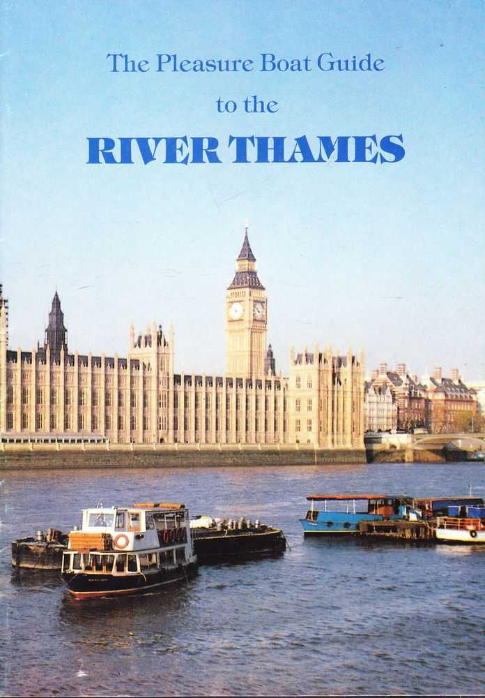 Image for The Pleasure Boat Guide to the River Thames