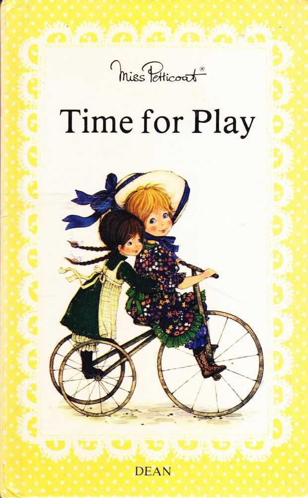 Image for Miss Petticoat: Time for Play