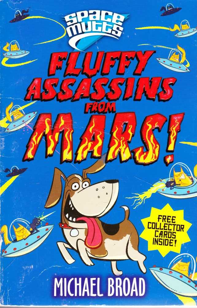 Image for Space Mutts: Fluffy Assasins from Mars!