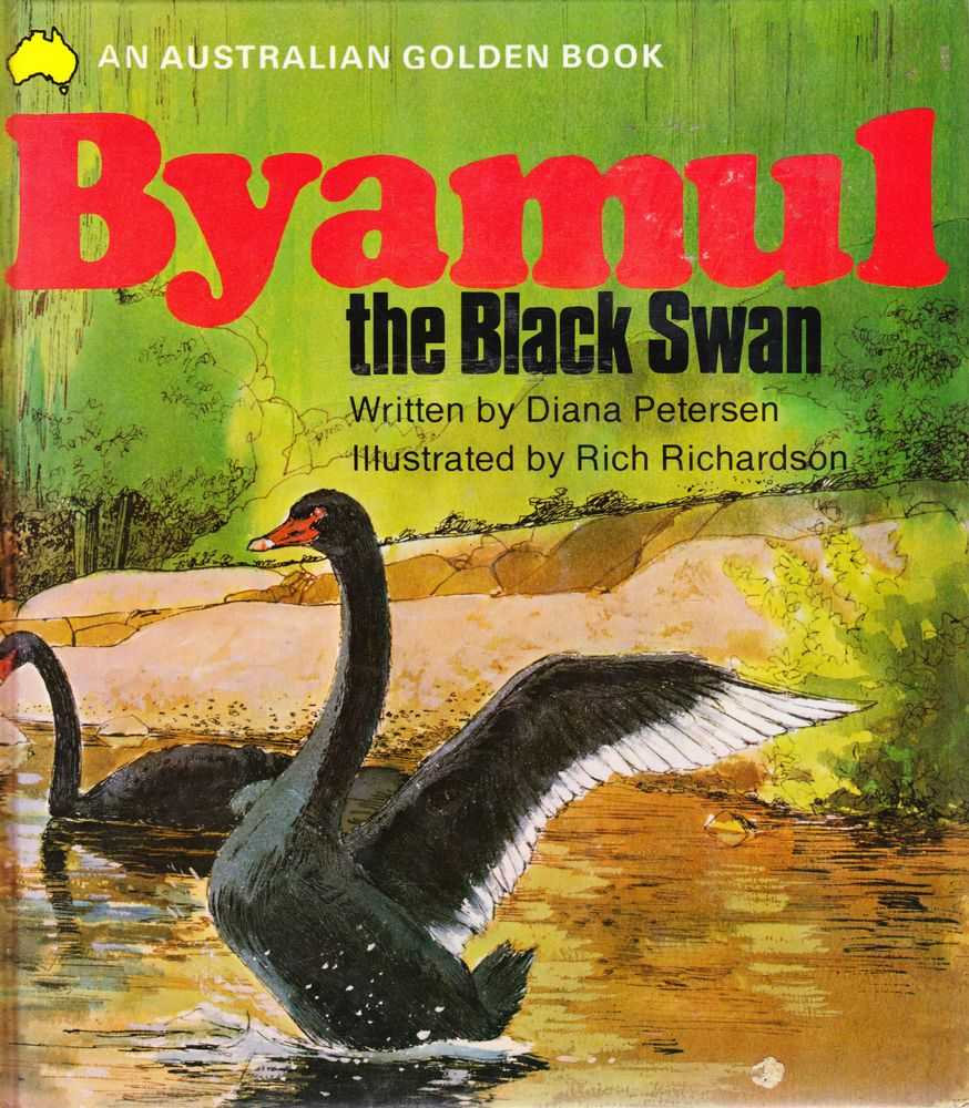 Image for Byamul The Black Swan