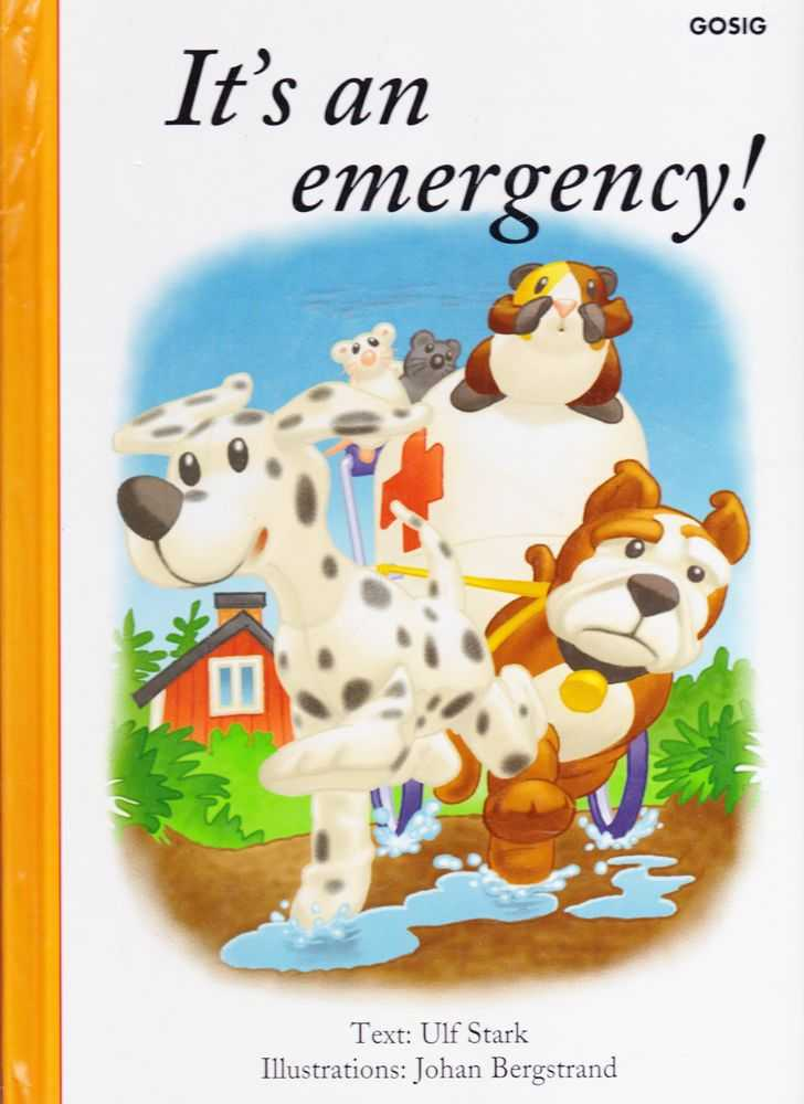 Image for It's An Emergency!