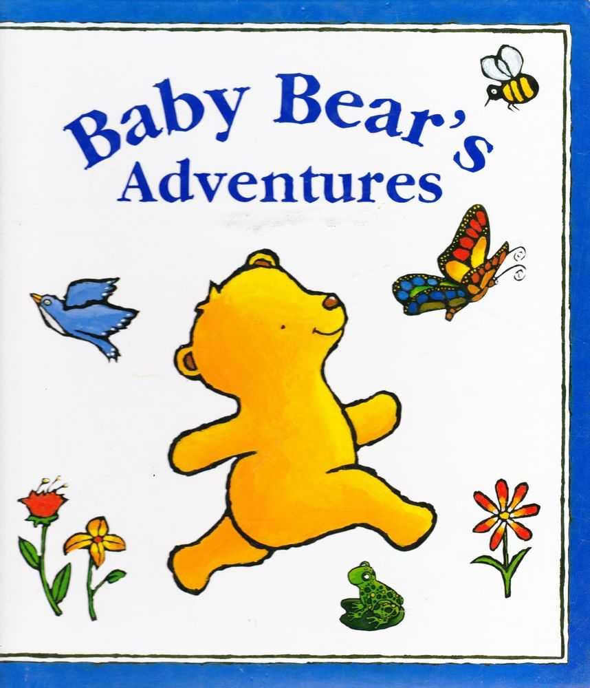 Image for Baby Bear's Adventures