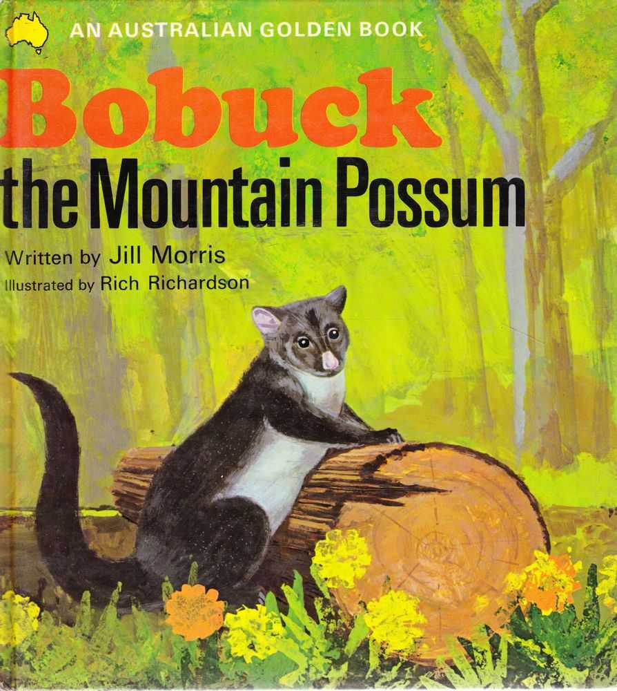 Image for Bobuck The Mountain Possum