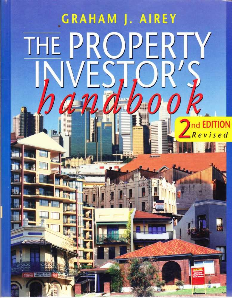 Image for The Property Investor's Handbook