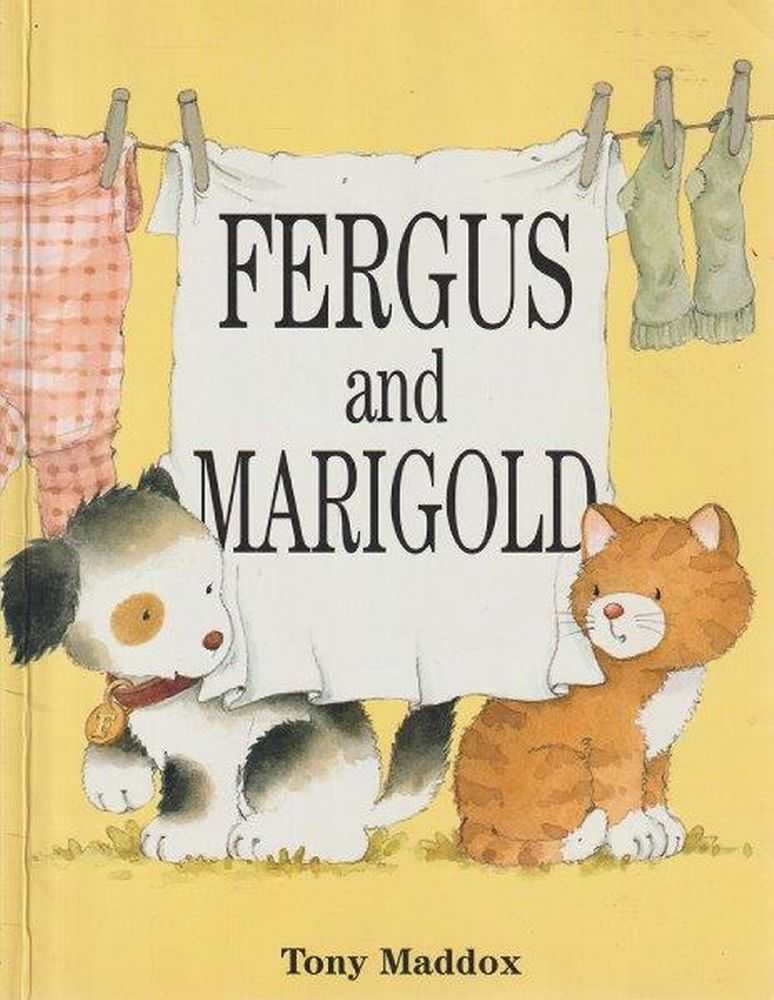 Image for Fergus And Marigold