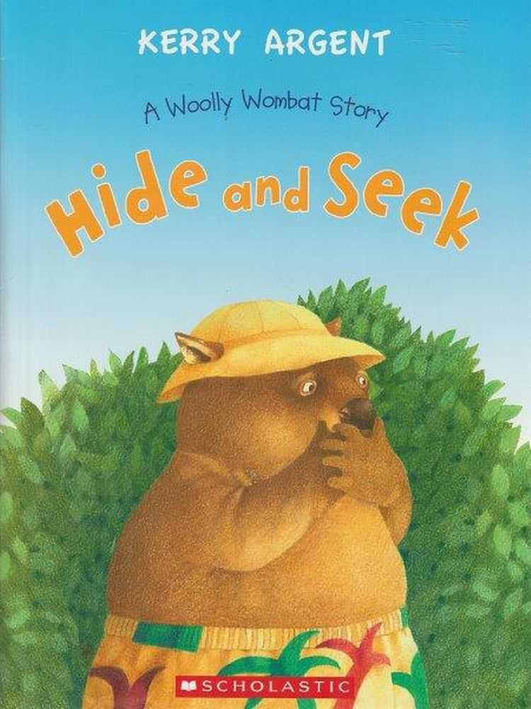 Image for Hide And Seek Woolly Wombat Story