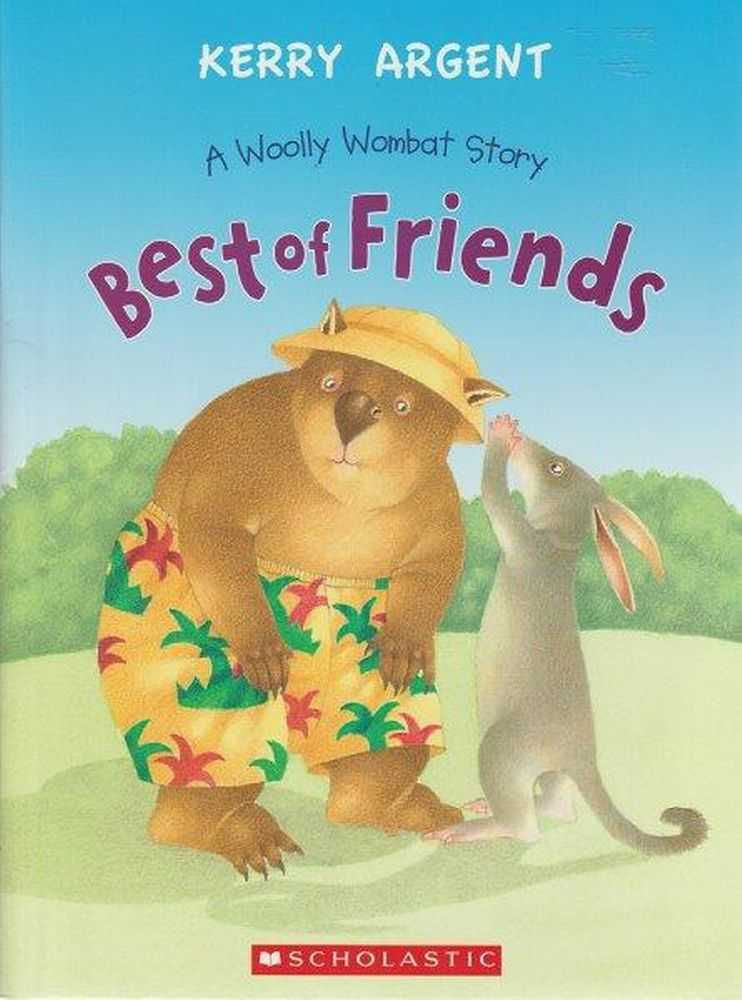 Image for Best Of Friends Woolly Wombat Story