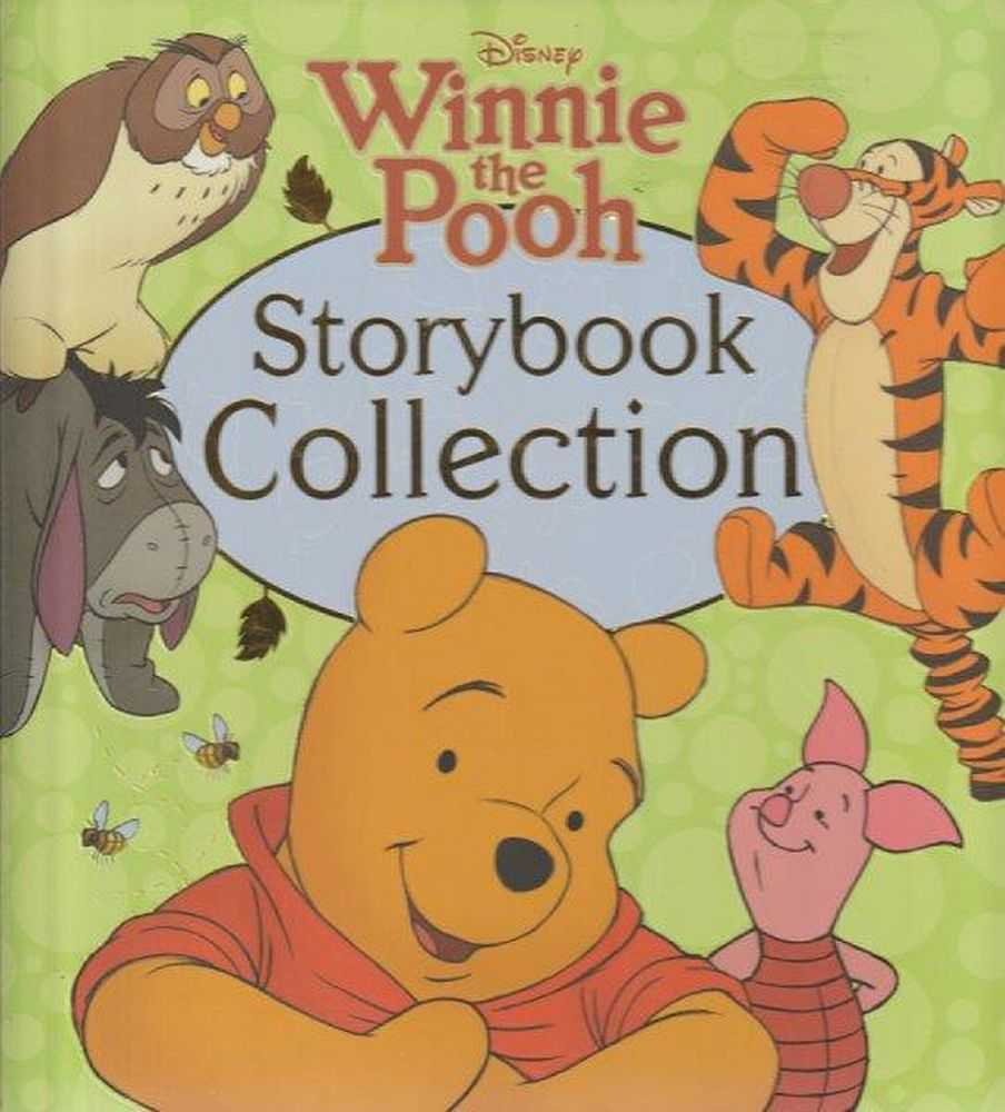Image for Disney Winnie The Pooh - The Story Of The Film - Part 1, 2 & 3; The Bluster Day; The Honey Tree