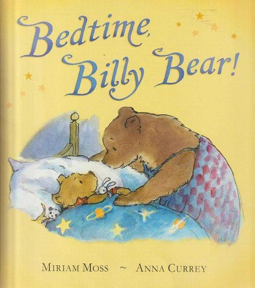 Image for Bedtime Billy Bear!