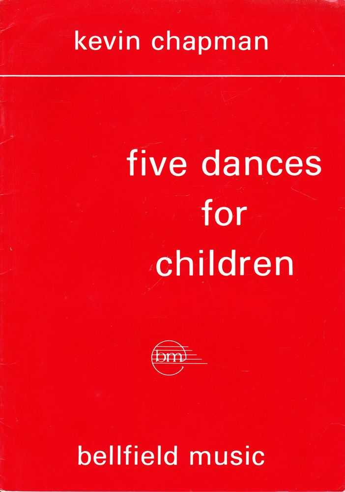 Image for Five Dances For Children