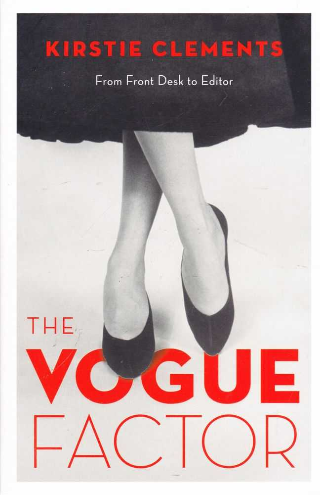 Image for The Vogue Factor