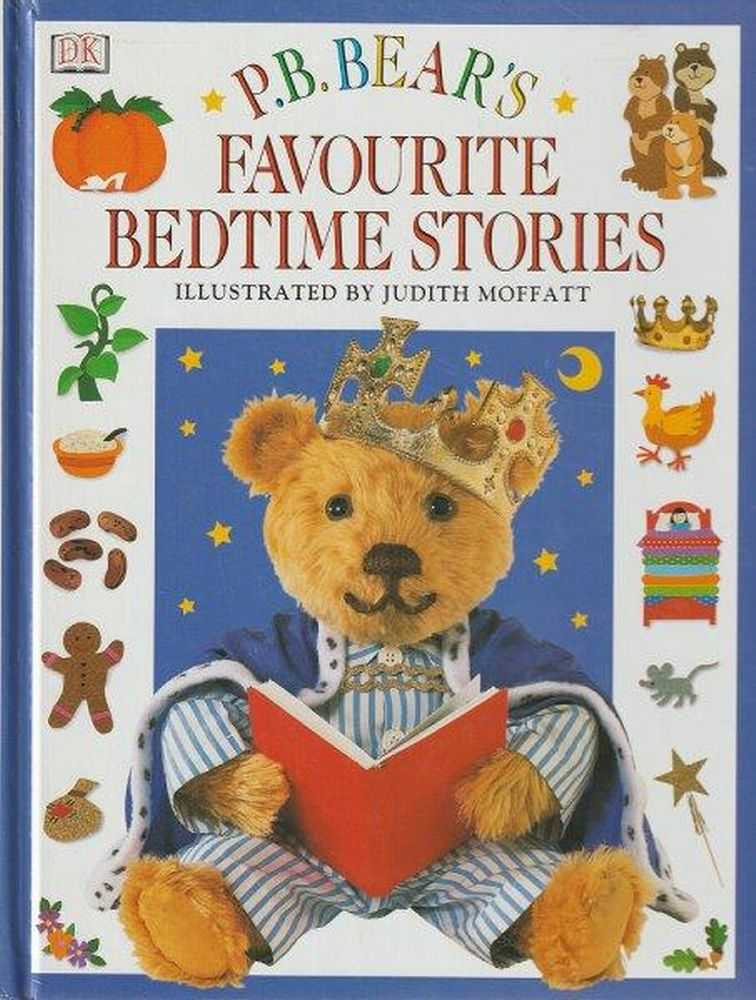 Image for P.B. Bear's Favourite Bedtime Stories