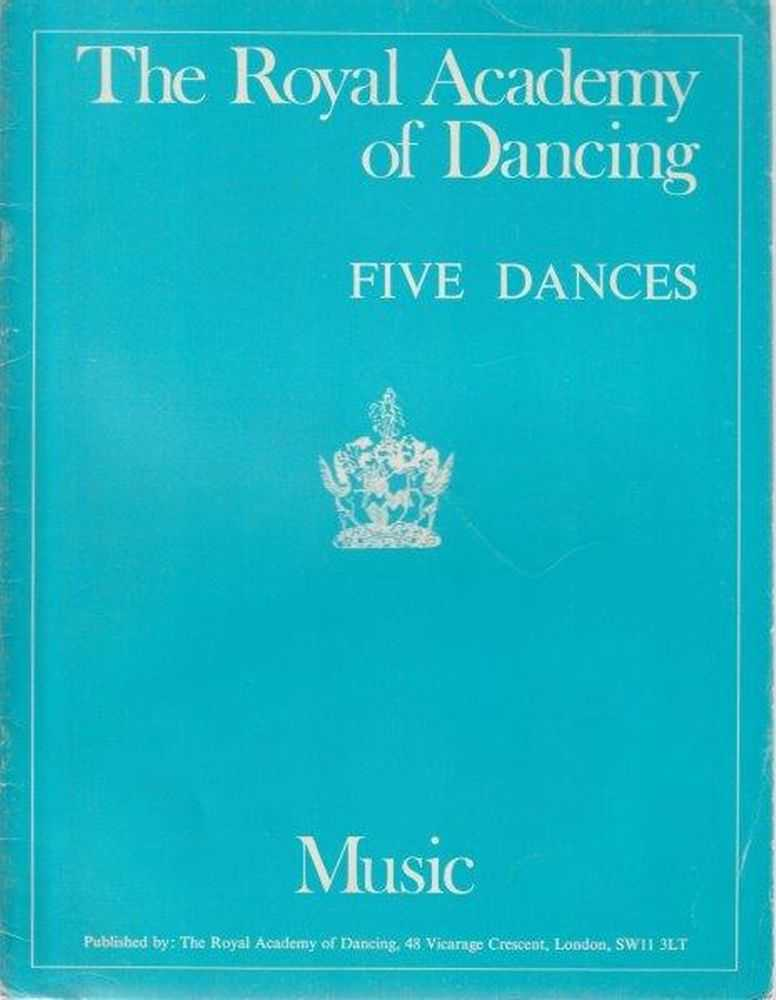 Image for Five Dances