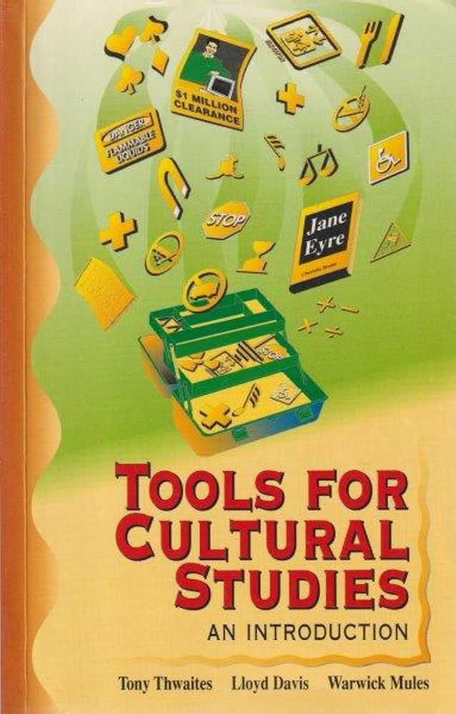 Image for Tools For Cultural Studies