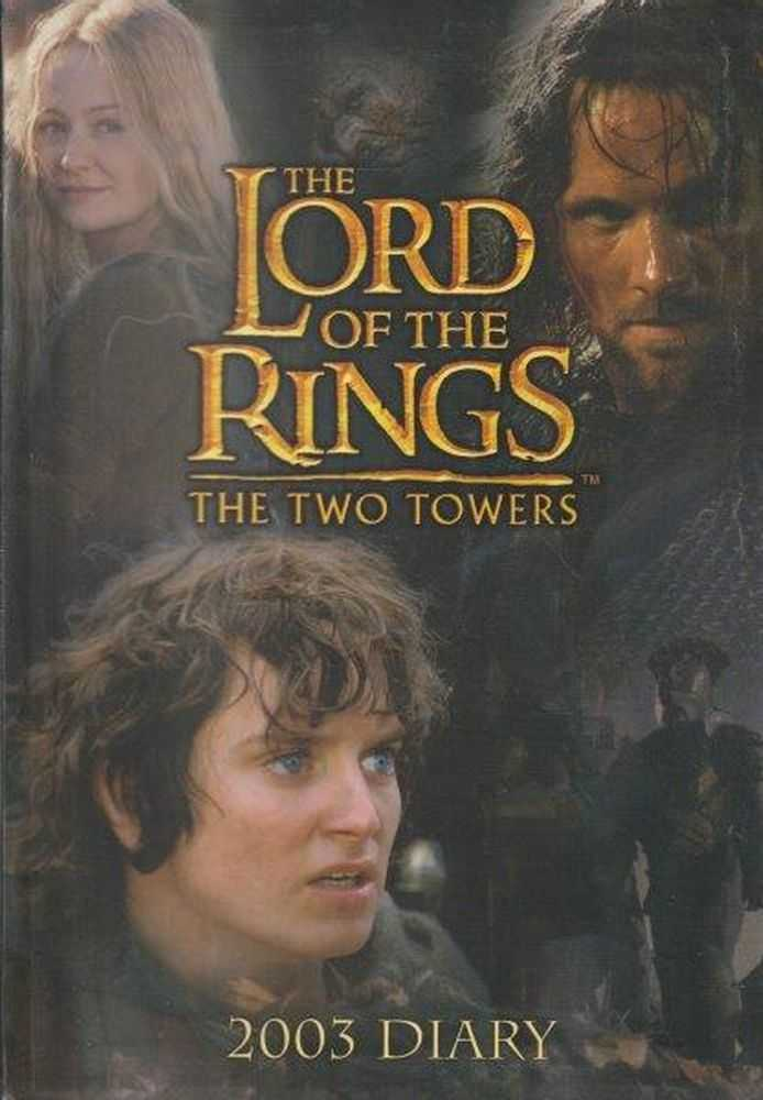 Image for The Lord Of The Rings - The Two Towers - 2003 Diary