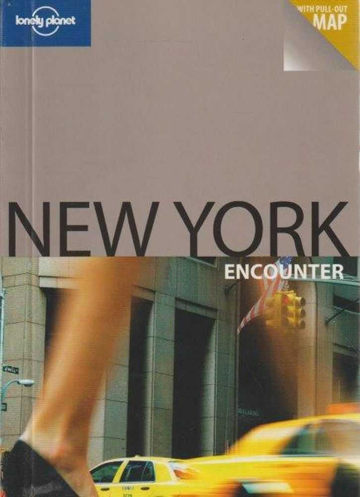 Image for Lonely Planet New York Encounter with Pull-Out Map