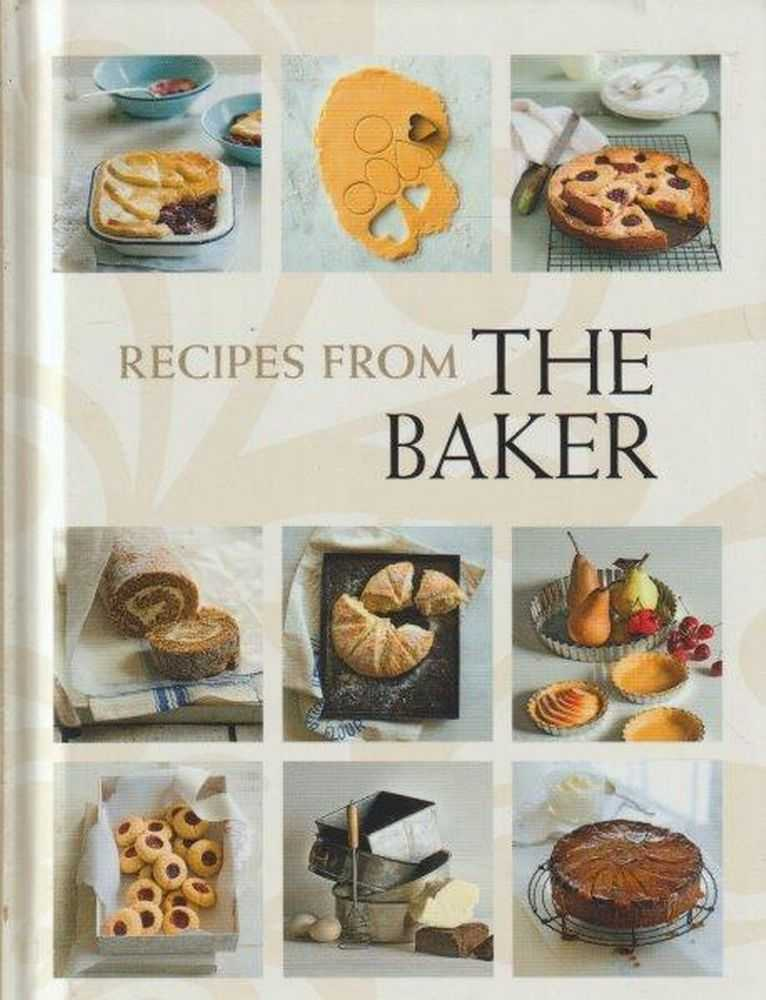 Image for Recipes From The Baker
