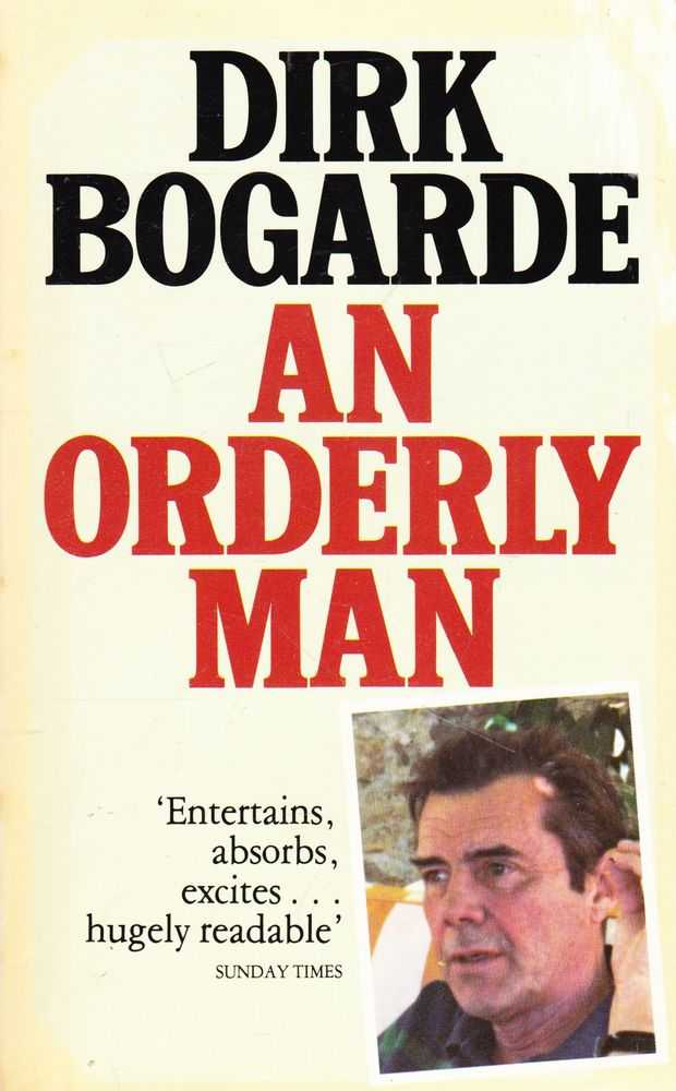 Image for An Orderly Man
