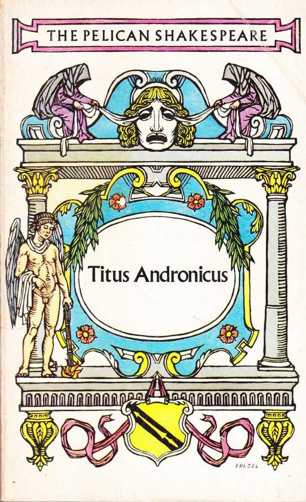 Image for Titus Andronicus [The Pelican Shakespeare]