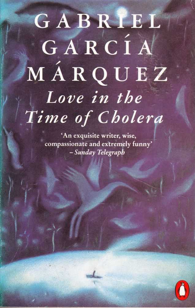 Image for Love in the Time Of Cholera