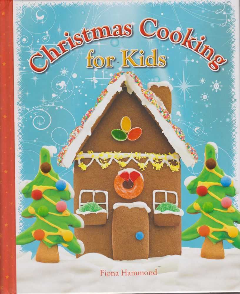 Image for Christmas Cooking for Kids