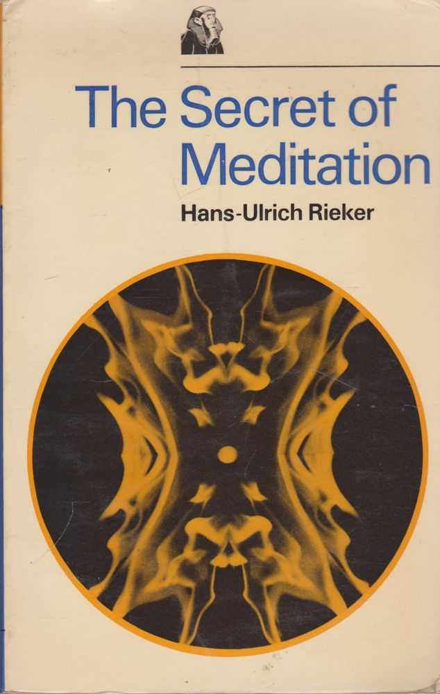 Image for The Secret of Meditation
