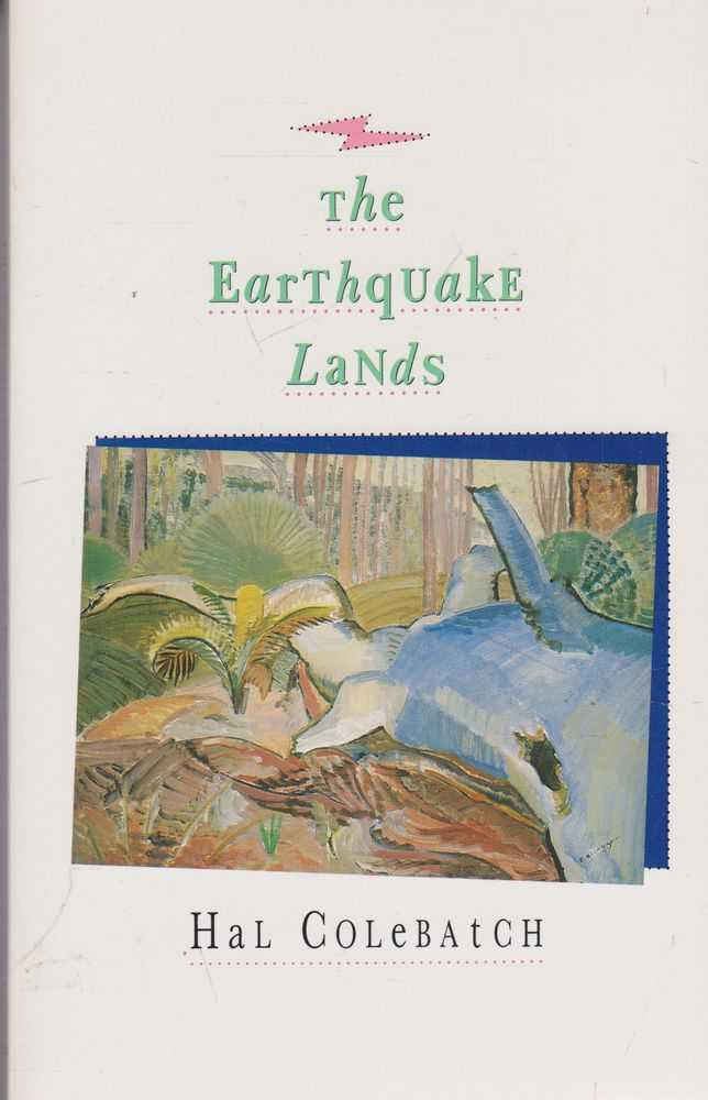 Image for The Earthquake Lands
