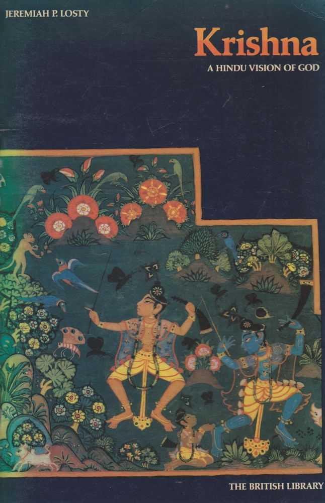 Image for Krishna: A Hindu Vision of God