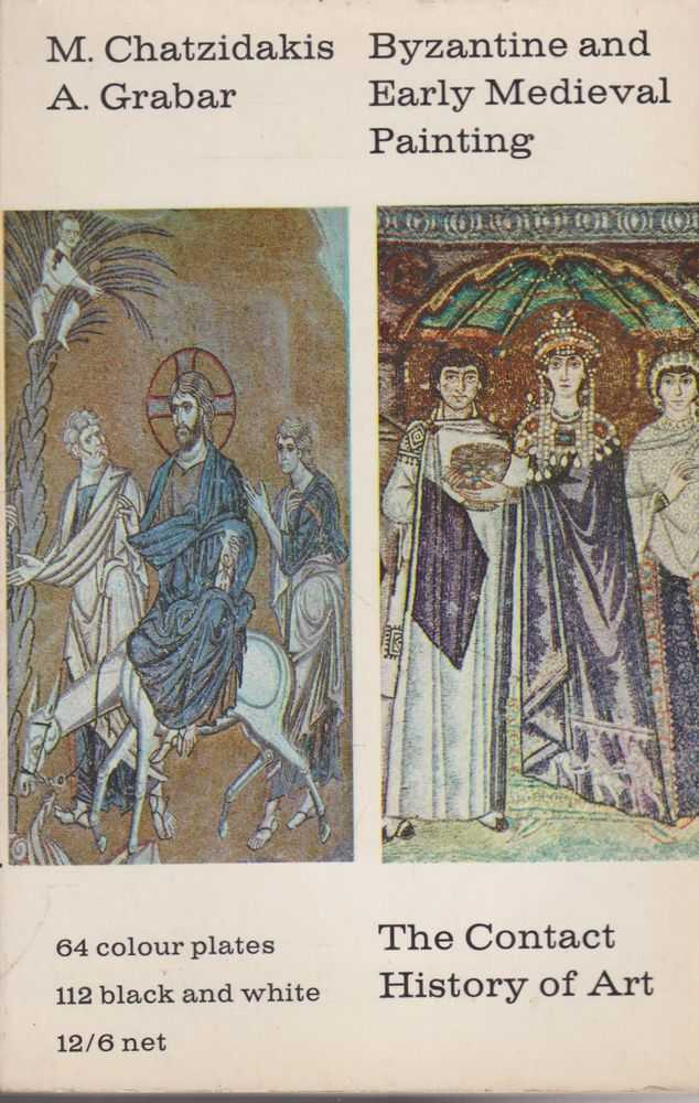Image for Byzantine and Early Medieval Painting [The Concise History of Art]