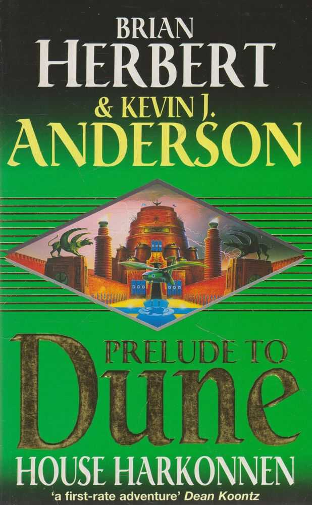 Image for Prelude to Dune: House Harkonnen