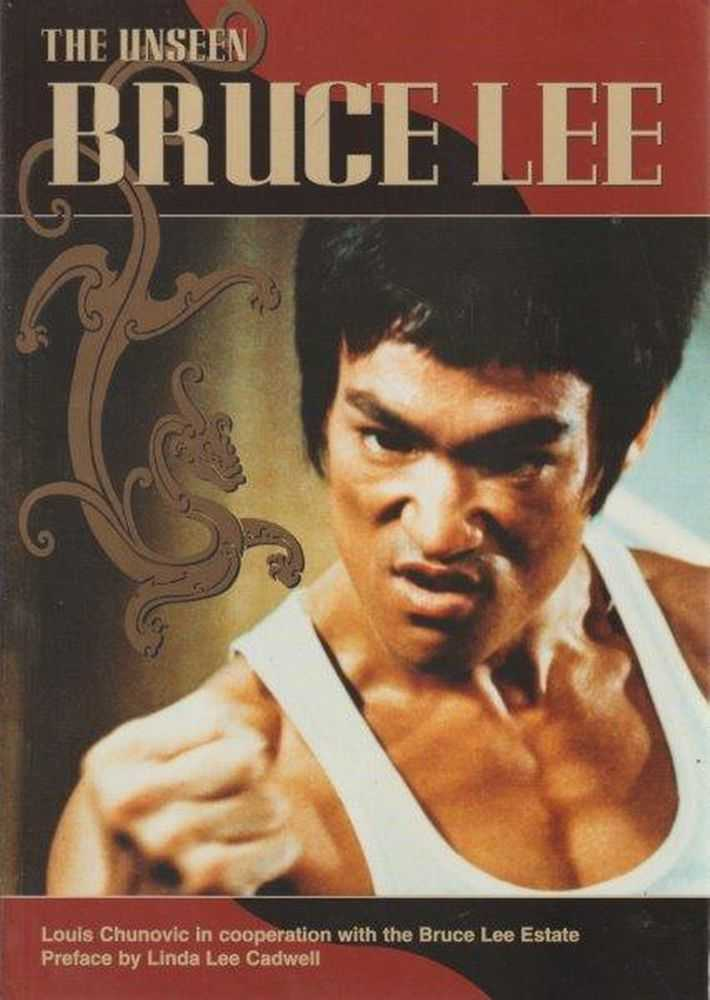 Image for The Unseen Bruce Lee