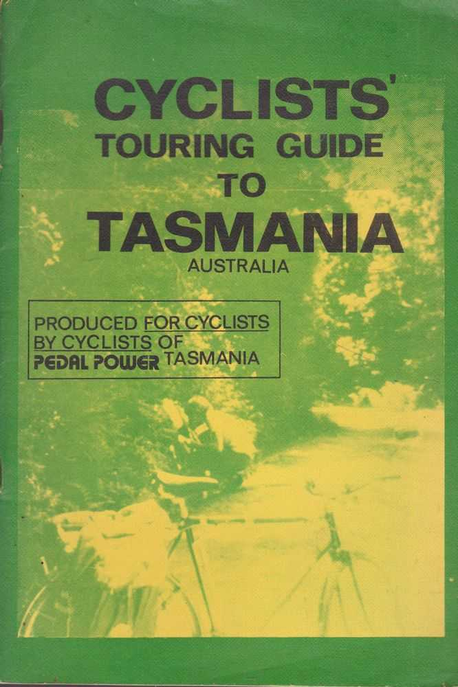 Image for Cyclists' Touring Guide to Tasmania Australia