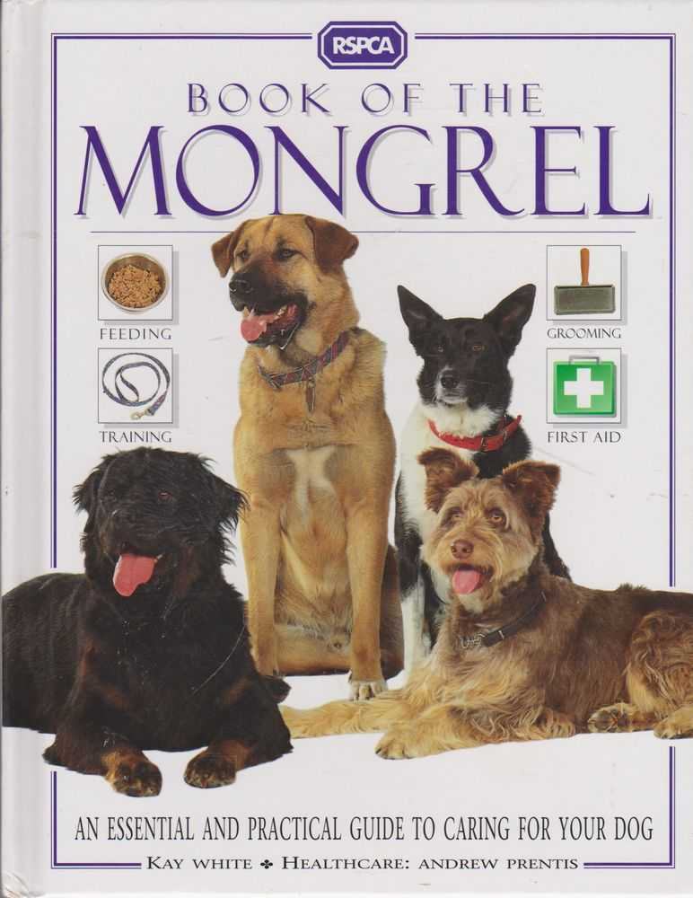 Image for RSPCA: Book of the Mongrel