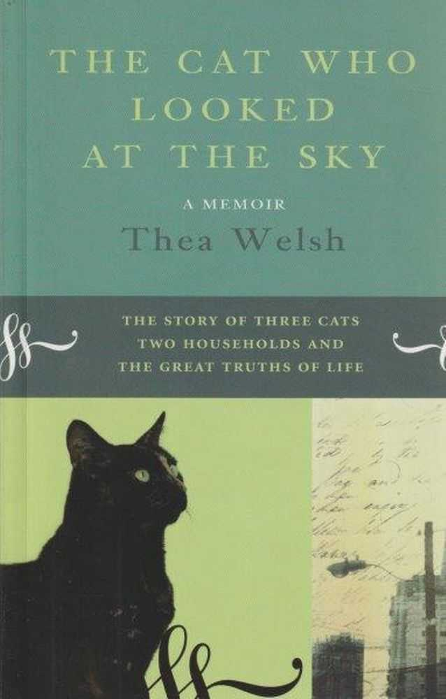Image for The Cat Who Looked At The Sky