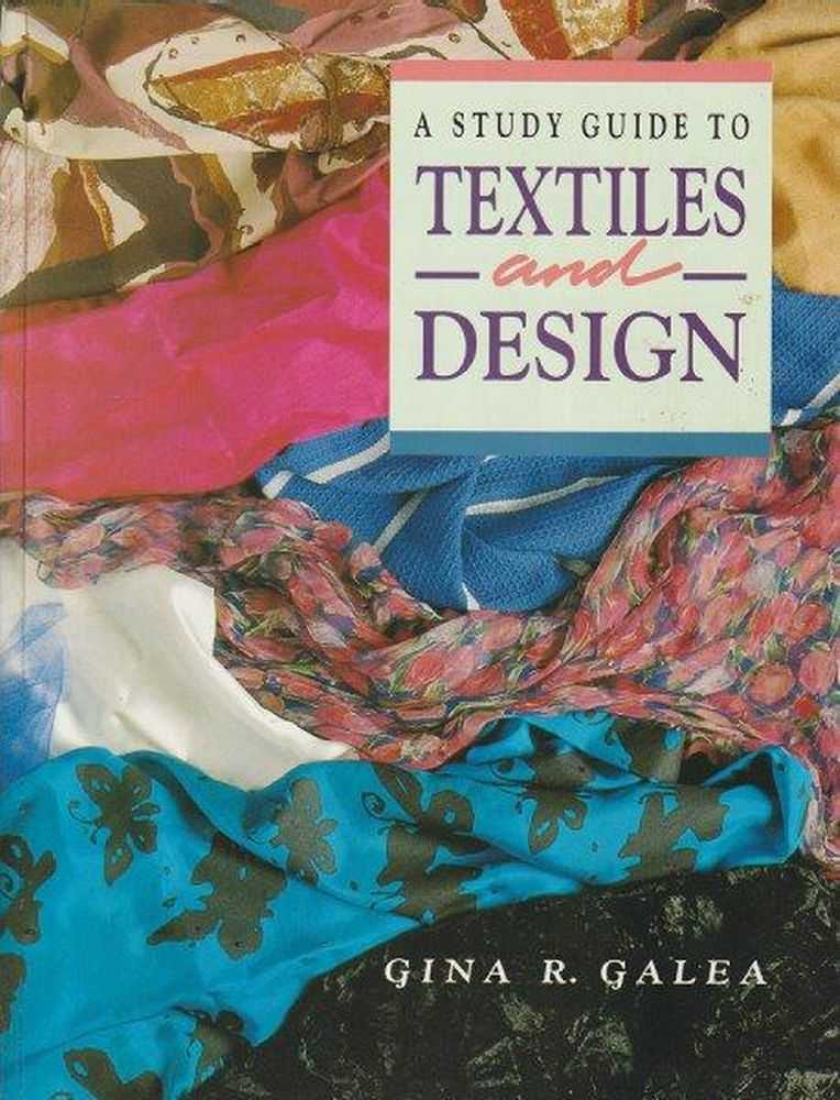 Image for A Study Guide To Textiles And Design