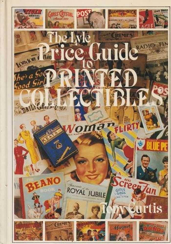 Image for The Lyle Price Guide To Printed Collectibles