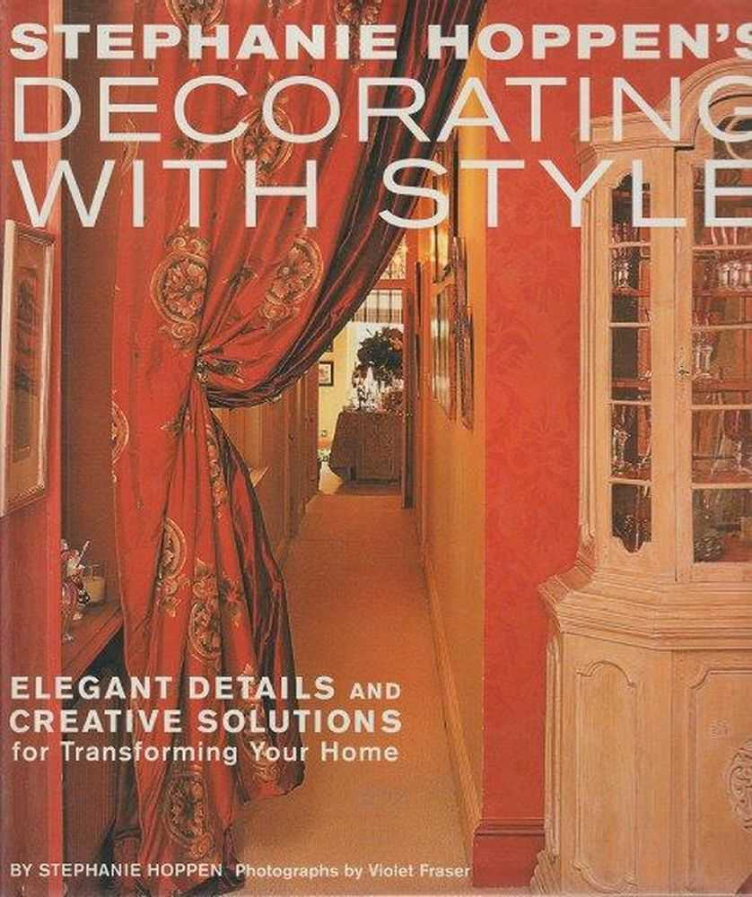Image for Decorating With Style