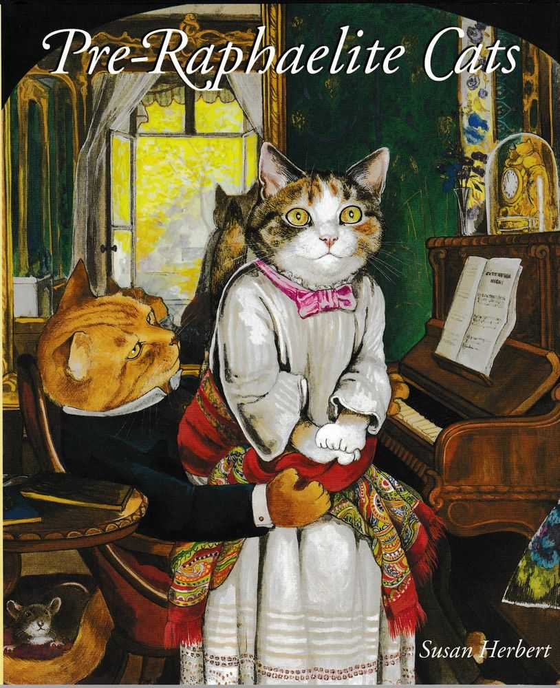 Image for Pre-Raphaelite Cats