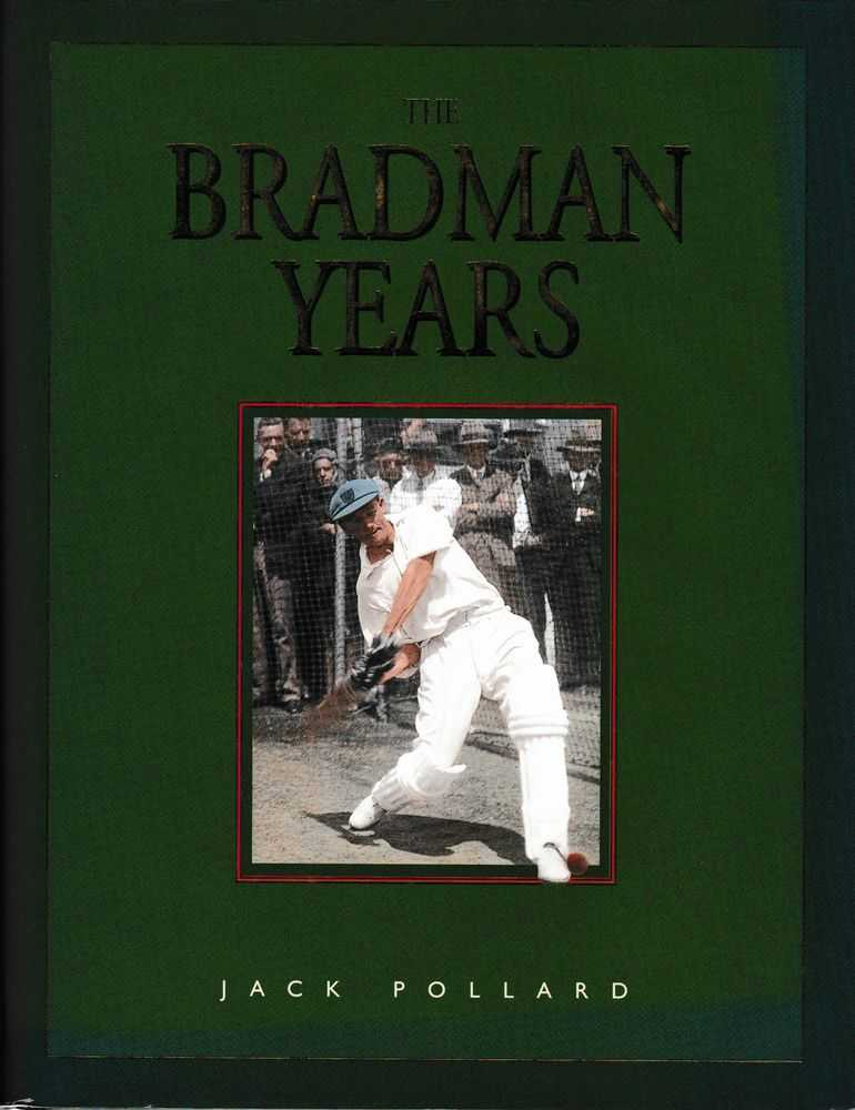 Image for The Bradman Years