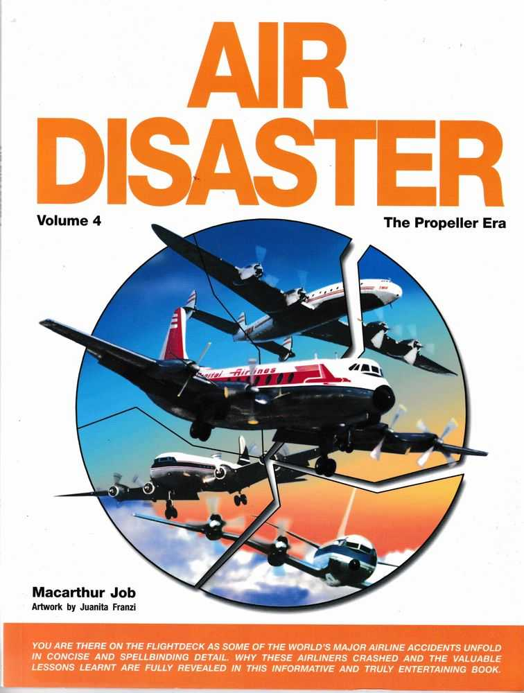 Image for Air Disaster Volume 4: The Propeller Era