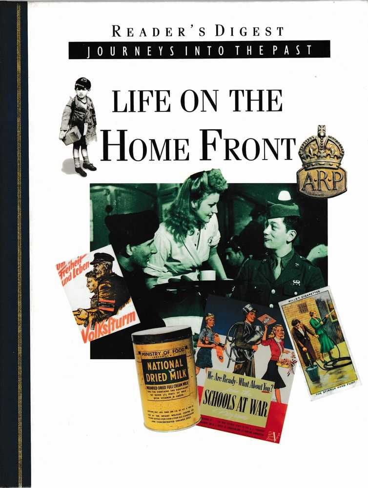 Image for Journeys Into the Past: Life on the Home Front