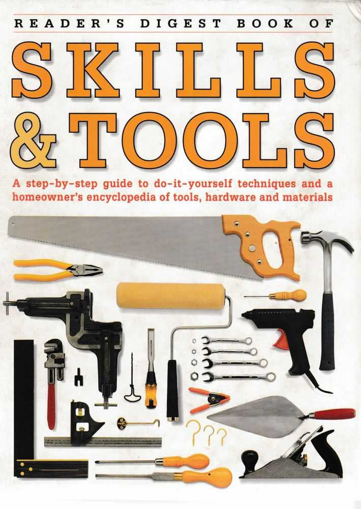 Image for Reader's Digest Book of Skills & Tools